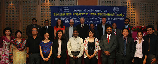 "Regional Conference on ""Integrating Global Responses to Climate Change and Energy Security"""