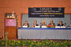 CSAS-KAS-COSATT conference on Realizing the Vision of a South Asian Union