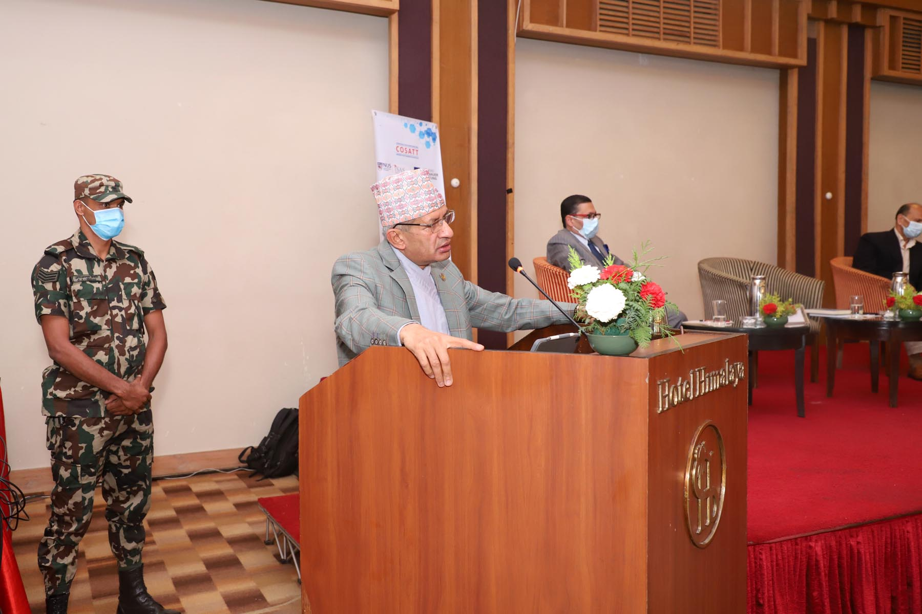 National workshop on 'Nepal's Contributions to UN Peacekeeping'